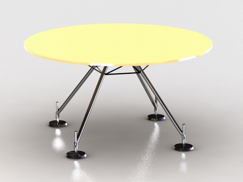 tea tables 2-3 3D Model