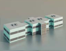 teaching buildings /Office buildings /constructions-56 3D Model