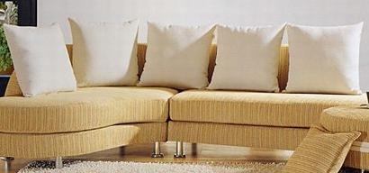 Textile Sofa Combinations 3D Model
