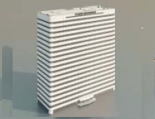 The hotels/ guesthouses / Architectural Model-19 3D Model