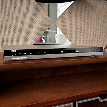 The modern DVD 3D model