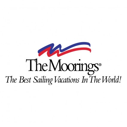 the moorings logo