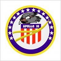 apollo 16 logo