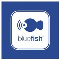 bluefish 0 logo