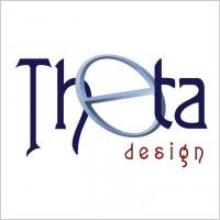 theta design logo