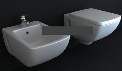 Toilet 3D Models