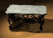 Traditional Furniture 002– tea tables 48 (max) 3D Model