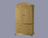 Traditional Furniture 004 – counters 32 (max) 3D Model