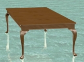 Traditional Furniture 005 – tables 24 (max) 3D Model