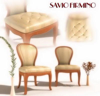 Turkey wooden chair 3D models