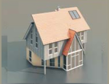 Villas / Architectural Model-43 3D Model