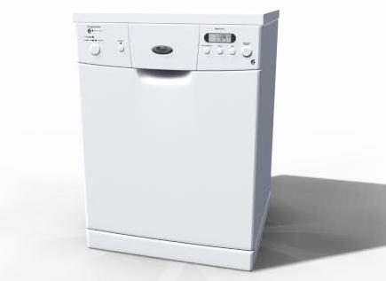 Washing Machine 3D Model -2