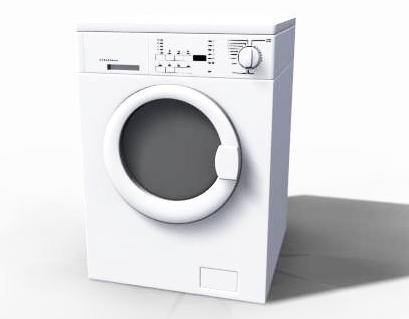 Washing Machine 3D Model-5
