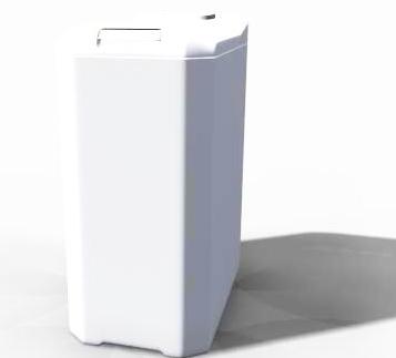 Washing Machine 3D Model -7