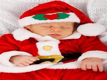 Baby Santa Free JPG