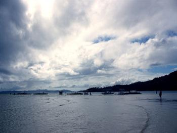 Beach And Sky 2 Free JPG