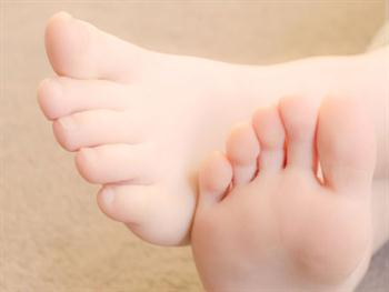 Child's Foot