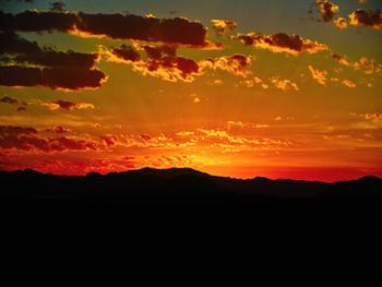 Desert Sunrise 602 Free JPG