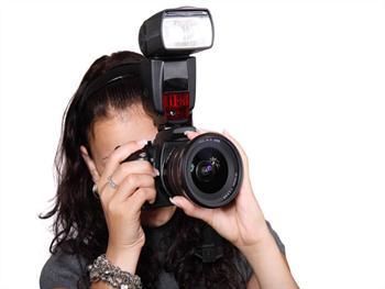 Digital Camera And Flash