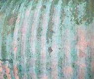 Green Rust Grunge Background