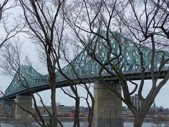 Jacques Cartier Bridge 3 Free JPG