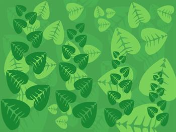 Leafy Chaos Free JPG