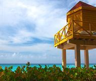 Lifeguard Beach Tower