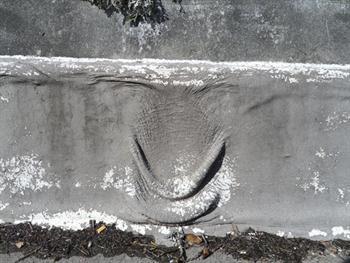 Melting Wall
