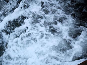 Ocean Waves Close Up Free JPG