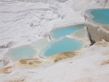 Pamukkale Travertines Free JPG