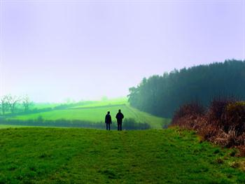 People And Landscape Free JPG