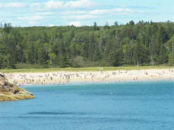 Sand Beach Free JPG