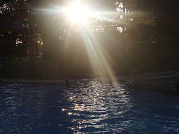 Sun Rays 2 Free JPG