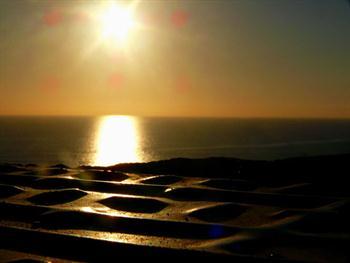 Sunset – Bigbury Free JPG