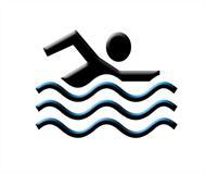 Swimming – Symbol