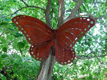 The Rusty Butterfly Free JPG