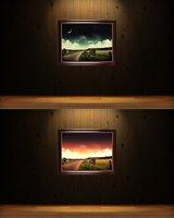 Framed Nature PSD