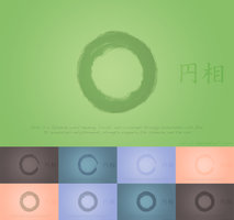 Zen – Enso Wallpaper pack