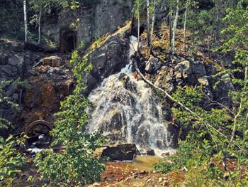 Waterfall Free JPG