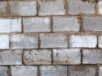 White Brick Wall Pattern Free JPG