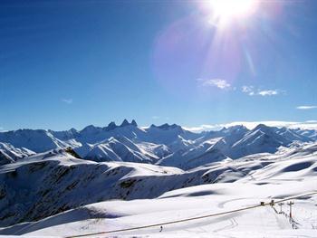 Winter Mountains Free JPG