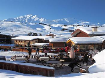 Winter Ski Resort Free JPG
