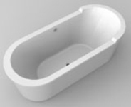 3D bathroom supplies model