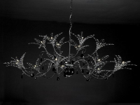 3D models of modern European crystal chandeliers