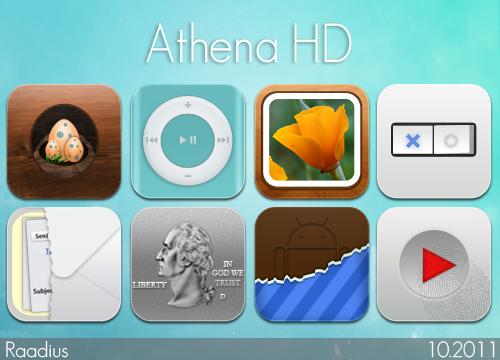 Athena HD