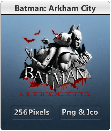 Batman Arkham City – Icon
