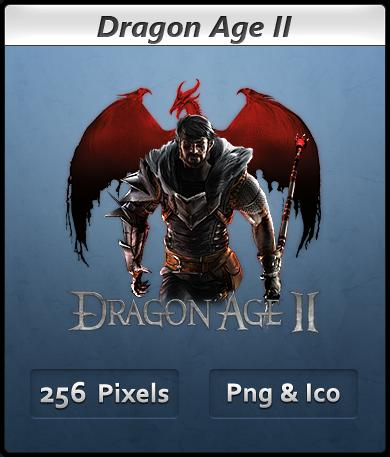 Dragon Age 2 – Icon PSD