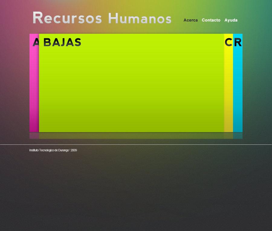 Recursos Humanos PSD