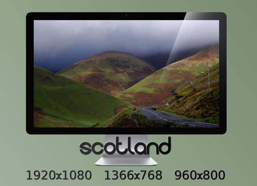 Scotland PSD free