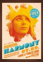 Alternative Flyer/Poster PSD Template